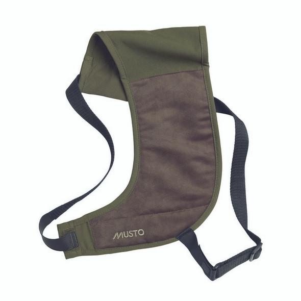 Musto recoil sheild featuring D3O technology, Reduce recoil, Hunting & Shooting Shield