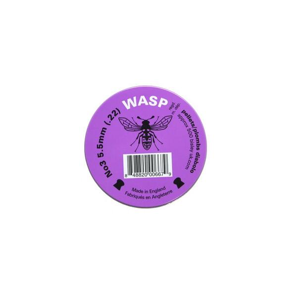 best price for Wasp .22 Pellets Purple Tin, on sale at Bradford Stalker