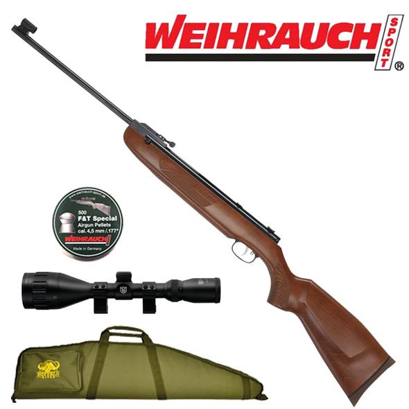 Weihrauch HW99S Package