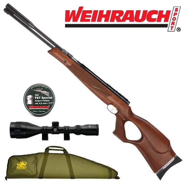 Weihrauch HW97KT Package