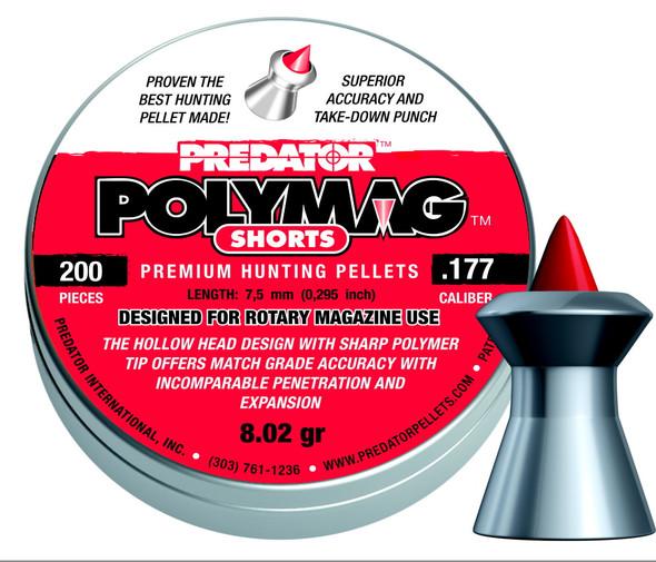 JSB Predator Polymag Shorts