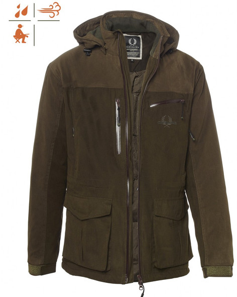 Chevalier Warwick Classic Coat Shooting Clothes