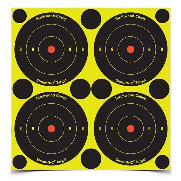 "Birchwood Casey Shoot N C Targets 3"""