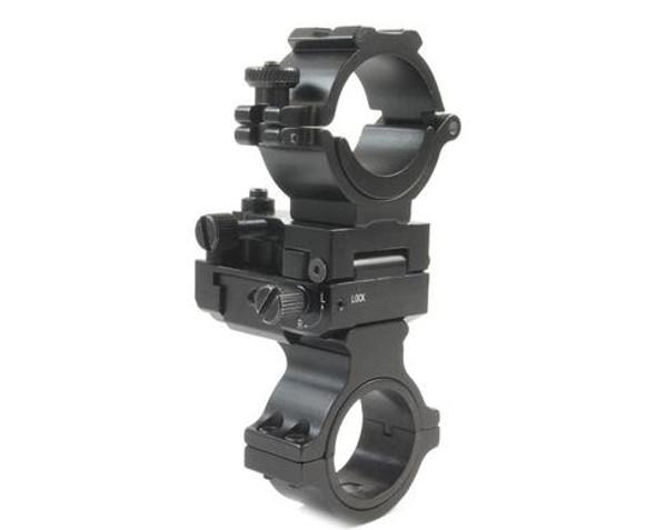 Nightmaster Fully Adjustable Scope Mount Set