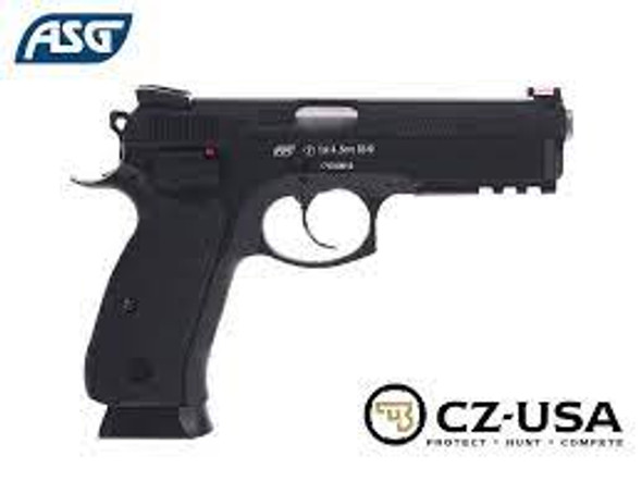ASG CZ SP-01 Shadow Blow Back BB CO2 Pistol