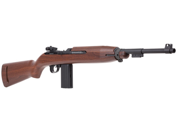 Sprigfield Armoury M1 Carbine CO2 BB  Wood Furniture