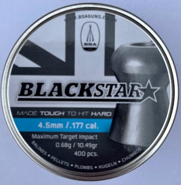 BSA Blackstar 4.5mm / .177 pellets