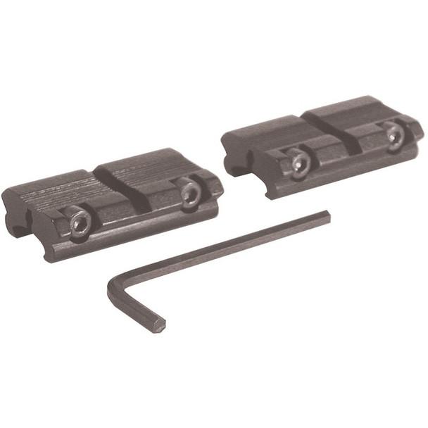 Best price for Hawke 2 Piece Adaptor 11mm - Weaver  HM17025, on sale at Bradford Stalker