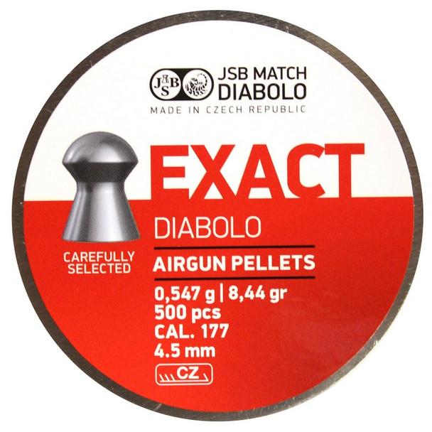 Best price for JSB Exact Pellet .177, on sale at Bradford Stalker