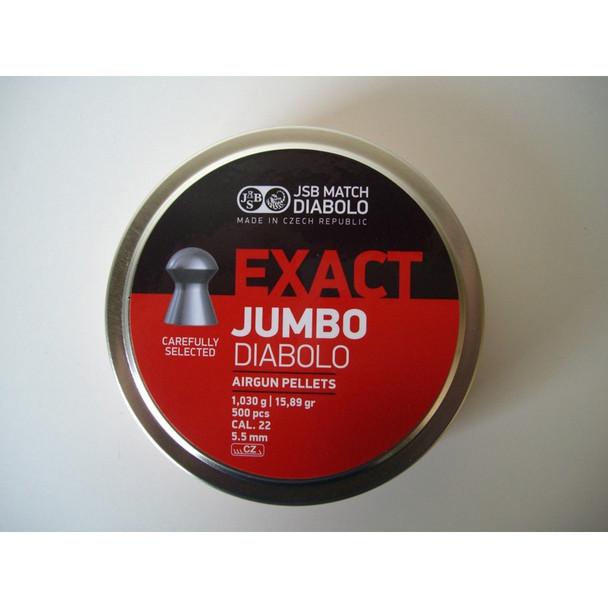 Best price for JSB Exact .22 Pellet, on sale at Bradford Stalker