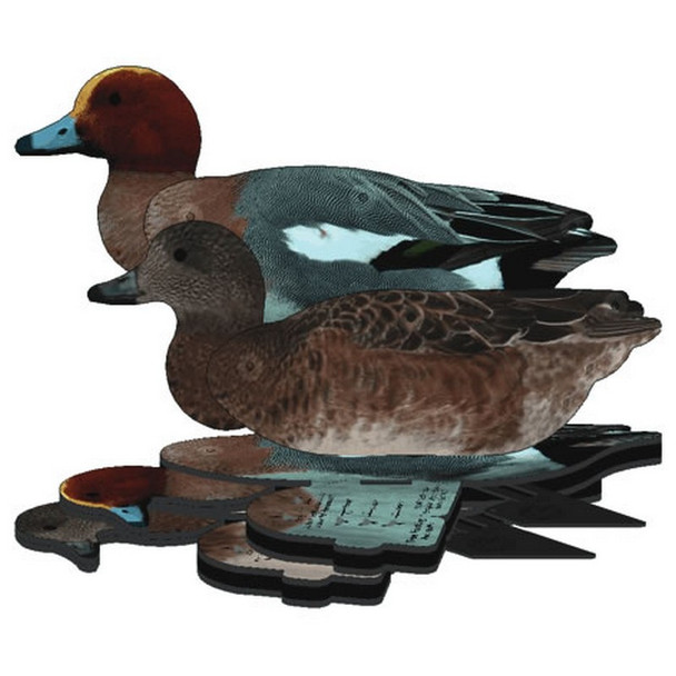 Best price for FUD Widgeon Decoy 6 Pack, on sale at Bradford Stalker