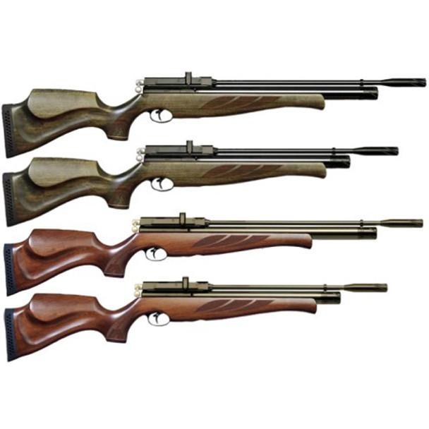 Air Arms Super-Lite S410 Traditional & Hunter Green, Air Arms, Air Rilfes & Air Guns