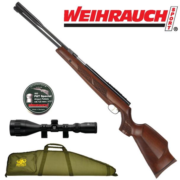 Weihrauch HW97K Package