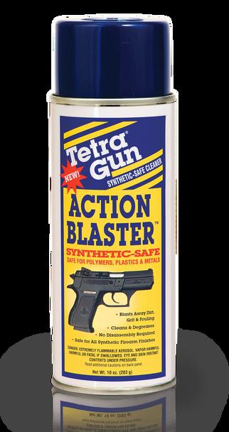 Tetra gun action blaster synthetic safe degreaser
