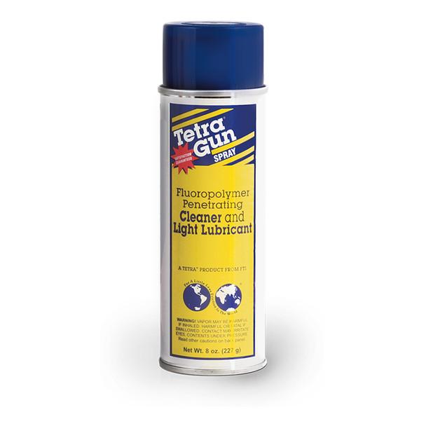 Tetra Gun Spray Lubricant 3.75oz