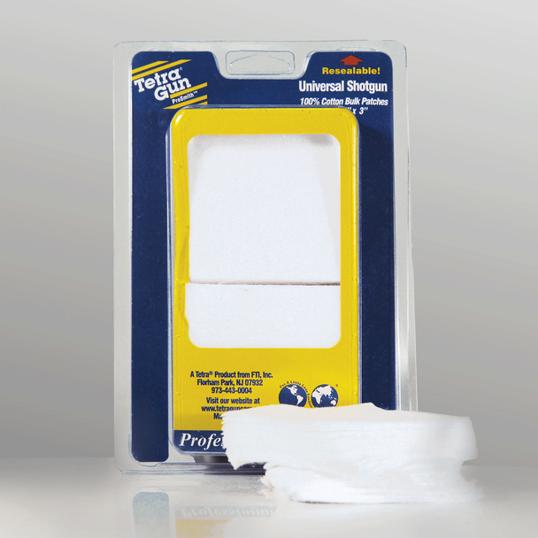 Tetra Pro Universal Shotgun Cleaning Patches