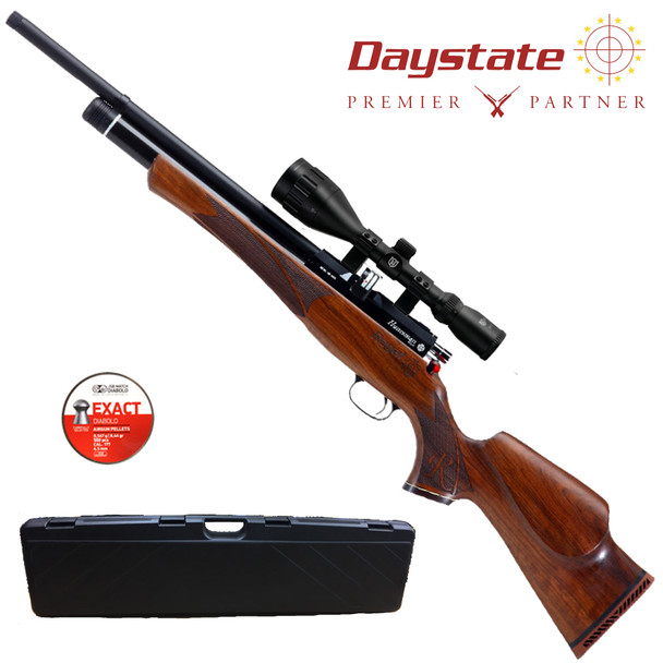 Daystate Huntsman Regal HR package