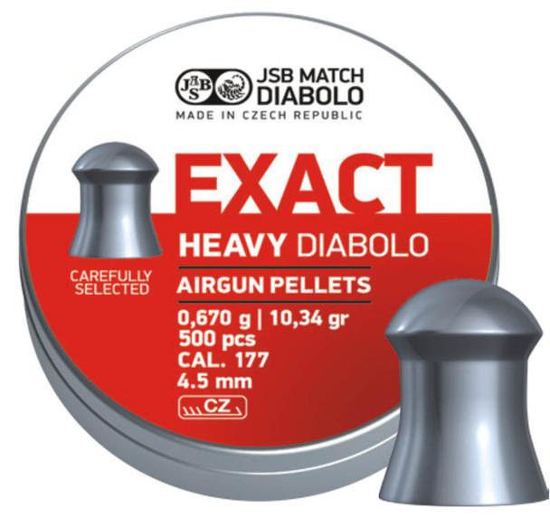 JSB Exact Heavy .177