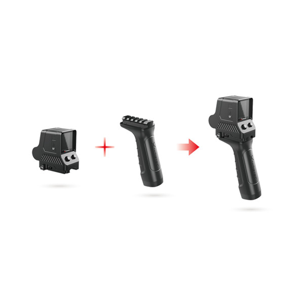 infiray handle and cable set