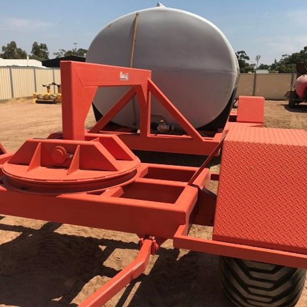 SUNRISE AG WATER CART CHEMICAL CART