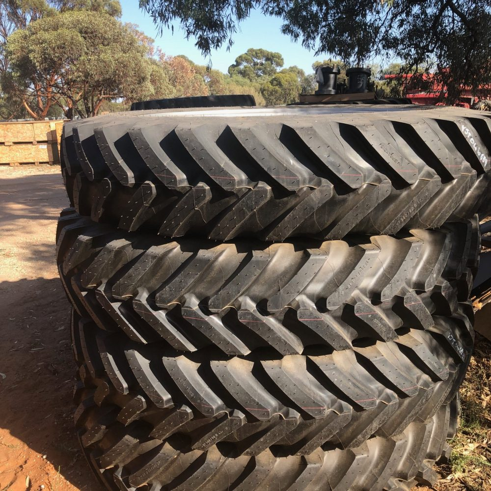 MICHELIN SPRAYER TYRES 2019