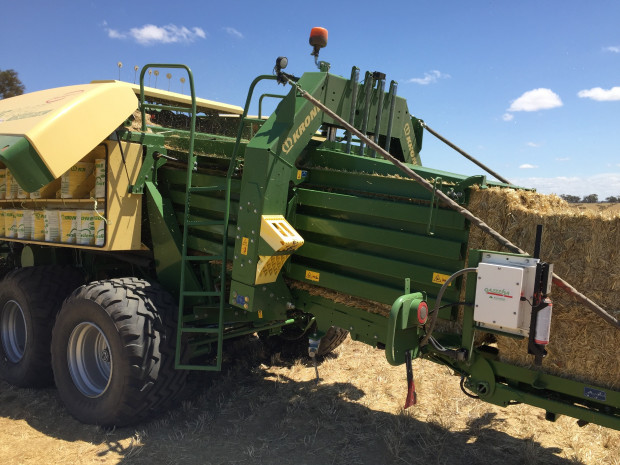 Krone BP1290HDPXHS 2018 Model Square Baler