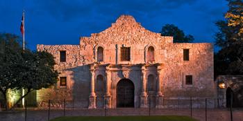 Alamo San Antonio D/N - LongCard