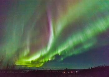 Aurora 09 - Postcard