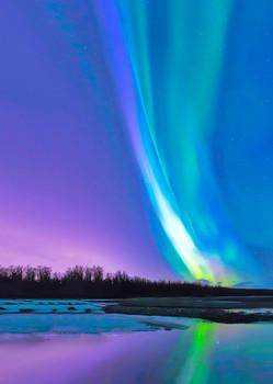 Aurora 11 - Postcard