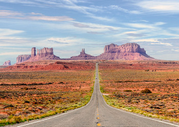 Monument Valley 2	- Postcard