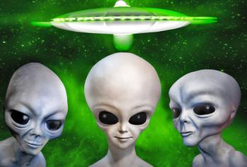 Aliens - Magnet