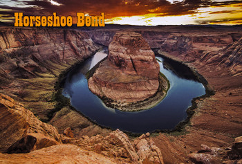 Horseshoe Bend - Magnet