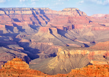 Grand Canyon Southern Rim - Postcard