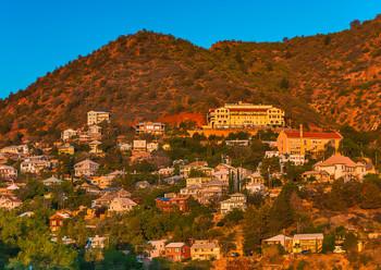 Jerome, AZ - Postcard