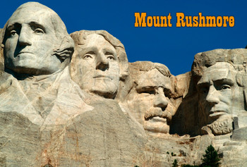 Mount Rushmore, SD Magnet