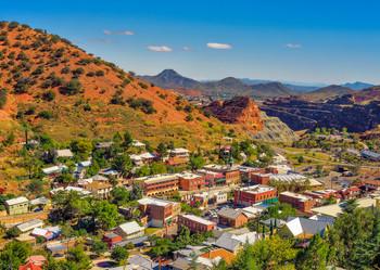 Bisbee - Postcard