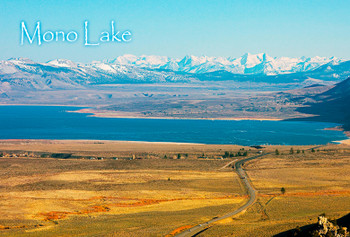Mono Lake - Magnet