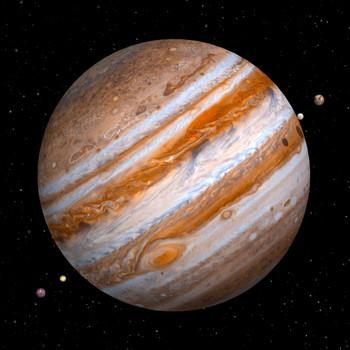 Jupiter Maxi Card