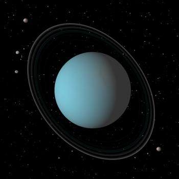 Uranus Maxi Card
