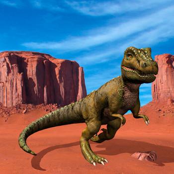 Tyrannosaurus Rex Maxi Card