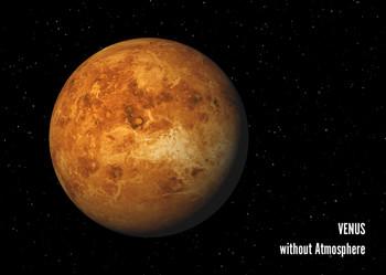 Venus - Postcard