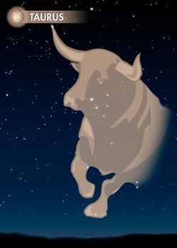 Taurus - Postcard