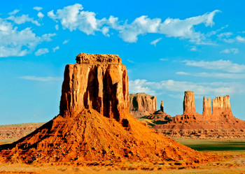 Monument Valley - Postcard