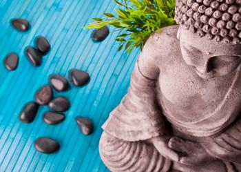Buddha 2 - Postcard