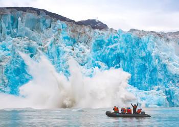 Glacier Bay Postcard