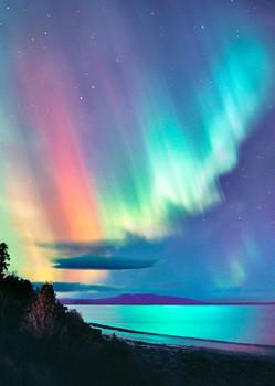 Aurora 01 - Postcard