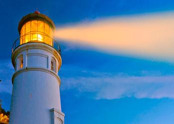 Heceta Head Lighthouse, OR - Postcard