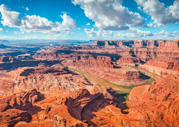 Canyon Lands Postcard