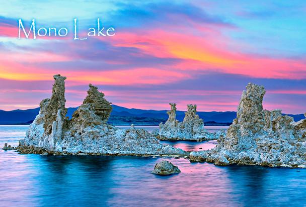 Mono Lake - Magnet