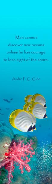 Tropical fish Bookmark